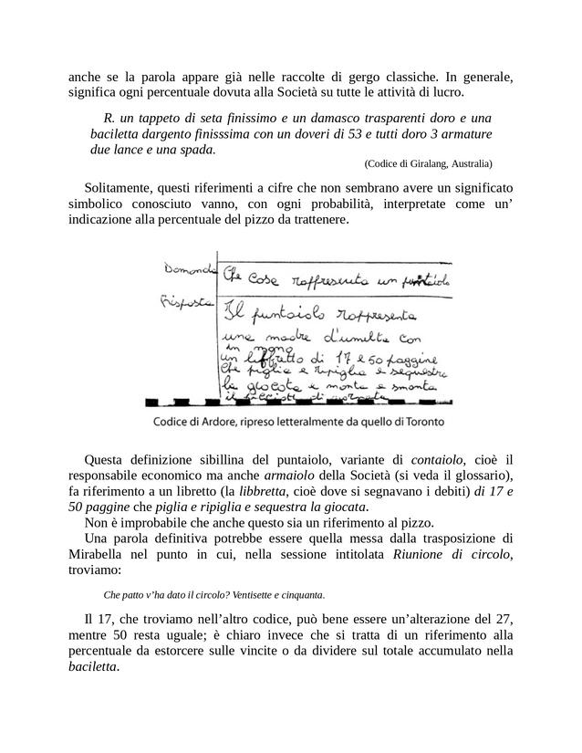 Информация, которой вы нигде не услышите: коды итальянской мафии от А. Никасо 6