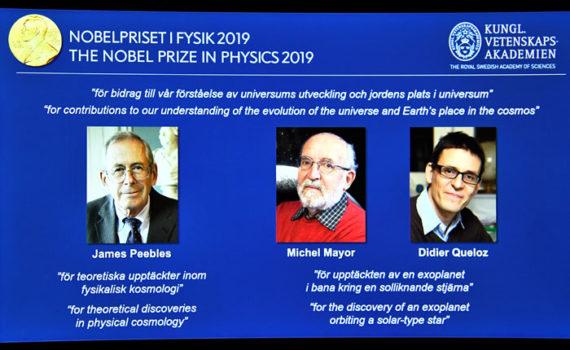 Нобелевскую премию 2019 по физике присудили за раскрытие тайн Вселенной 3