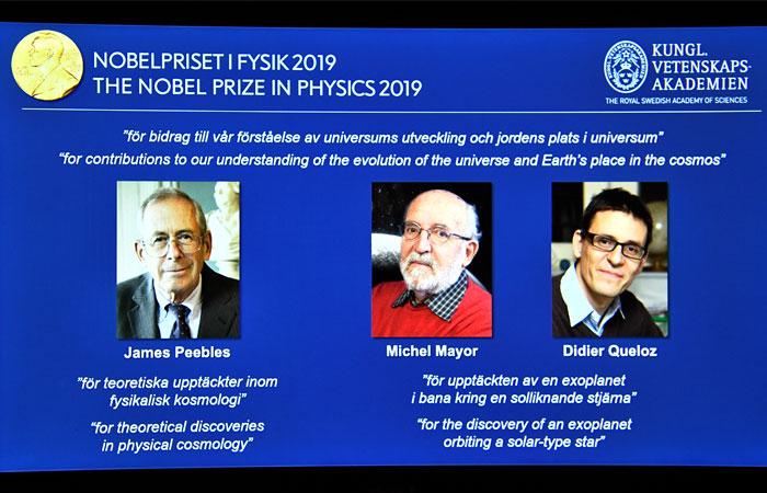 Нобелевскую премию 2019 по физике присудили за раскрытие тайн Вселенной 1
