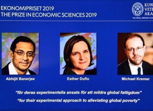 Нобелевскую премию по экономике присудили за экспериментальный подход к борьбе с бедностью 26