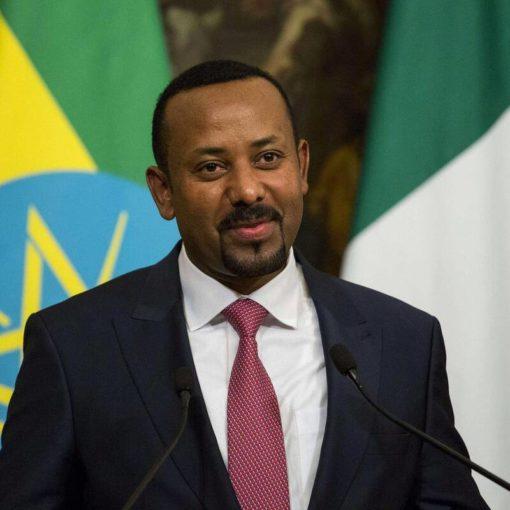 Нобелевскую премию мира вручили премьер-министру Эфиопии 3