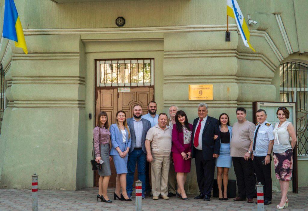 Украинской академии Наук исполнилось 28 лет 12