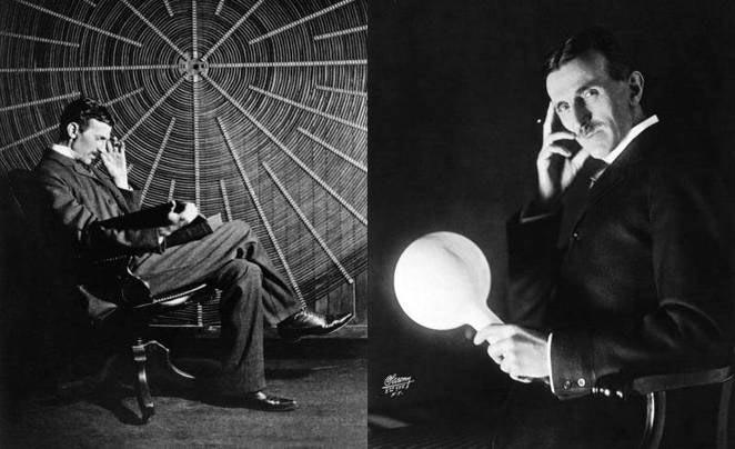 Никола Тесла: Мой мозг только приемное устройство 1