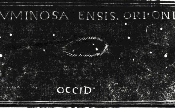 Джованні Баттіста Годіерна (1597-1660) – піонер дослідження небулярних об'єктів 7