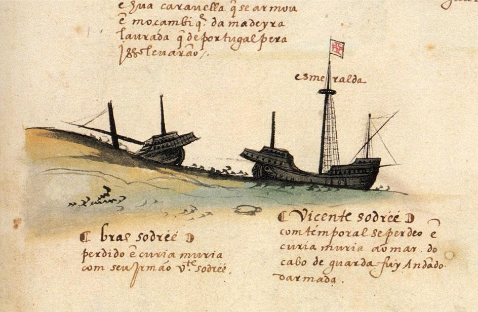 Морская астролябия с затонувшего корабля Васко да Гамы вошло в Книгу рекордов Гиннесса 2