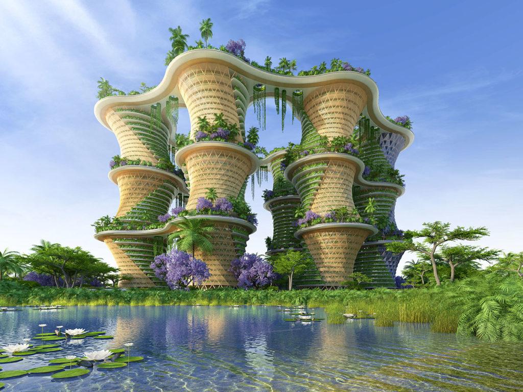 Міста майбутнього й людина в них 5