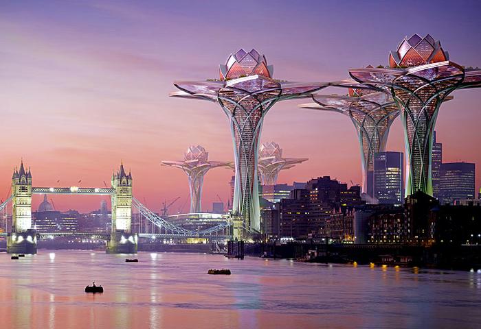 Міста майбутнього й людина в них 9