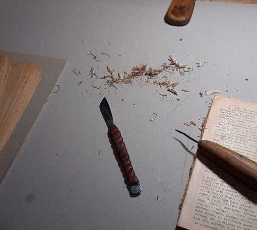 Книги...Реставрационных дел мастер 40