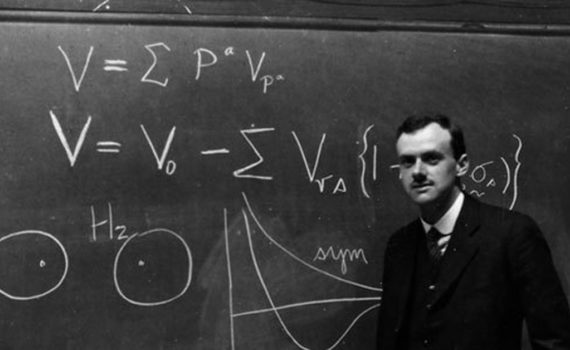 Поль Дирак — человек, который изменил физику 8