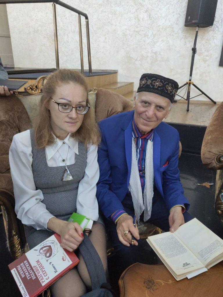 Педагог Шалва Амонашвили: «Там, где дети не любят своих учителей, обязательно будут проблемы» 2