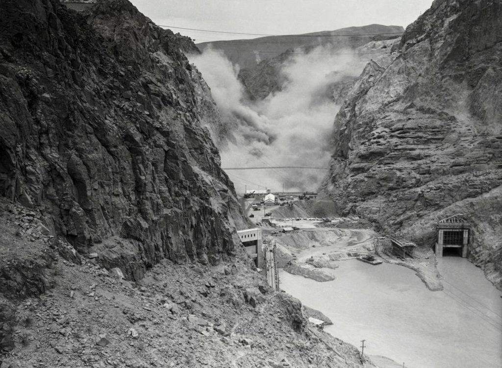 Дамба Гувера: как строили самую большую плотину XX века 4