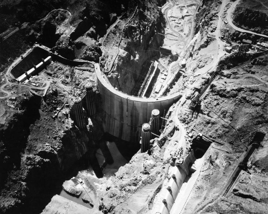 Дамба Гувера: как строили самую большую плотину XX века 7