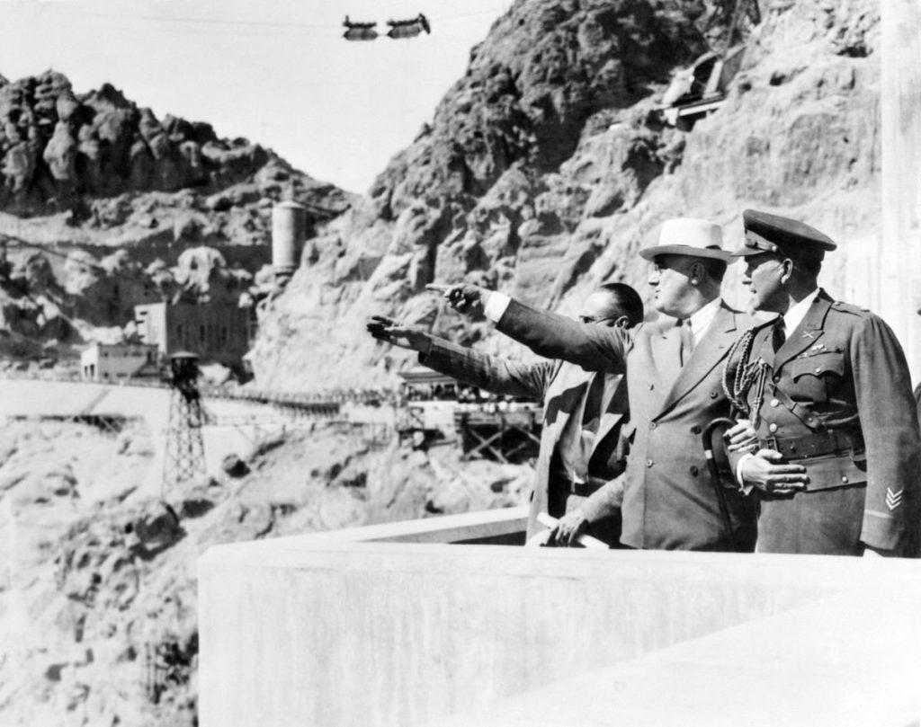 Дамба Гувера: как строили самую большую плотину XX века 8