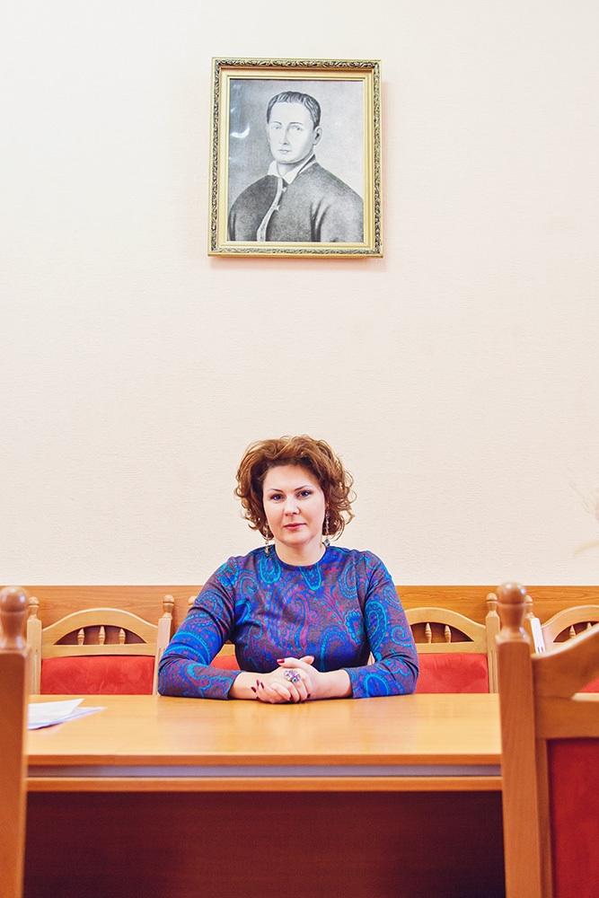 Культуролог Наталья Кривда: «Украинская идентичность рождается в пыли архивных документов» 2