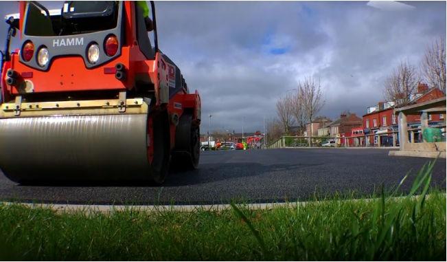 Шотландский стартап начал строительство пластиковых дорог 2