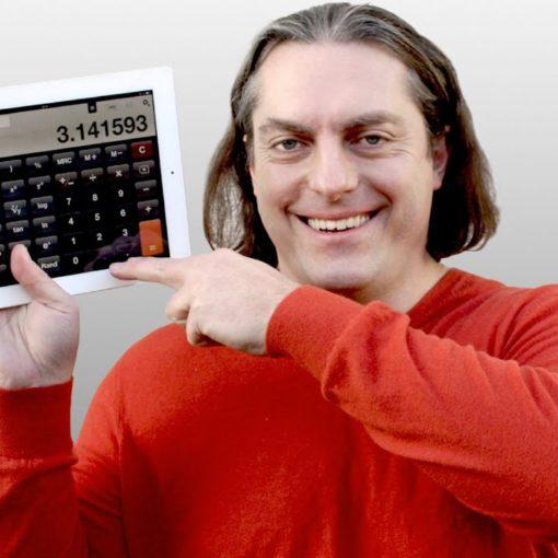 Человек - калькулятор 11