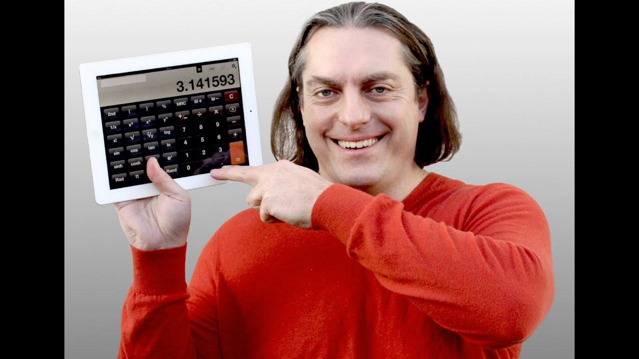 Человек - калькулятор 1