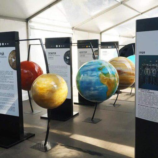 Каким будет обновленный планетарий Днепра? 3