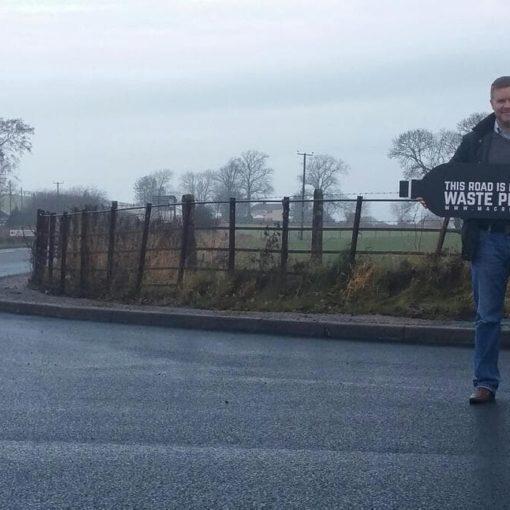 Шотландский стартап начал строительство пластиковых дорог 7