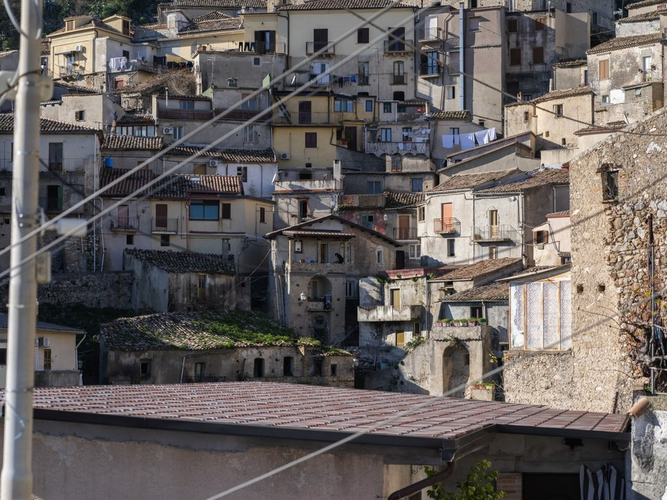 Томмазо Кампанелла и солнечные фото его Города 22