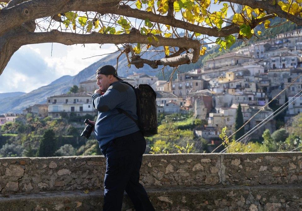 Томмазо Кампанелла и солнечные фото его Города 30