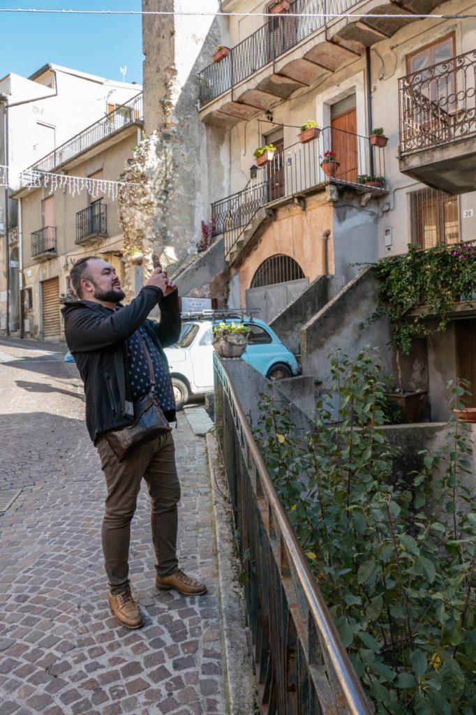 Томмазо Кампанелла и солнечные фото его Города 34