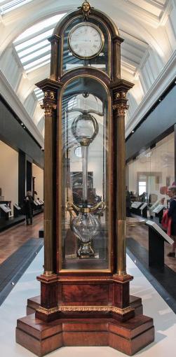 Джеймс Кокс, автор «философских часов»: предприниматель или ювелир, изобретший вечный двигатель? 4