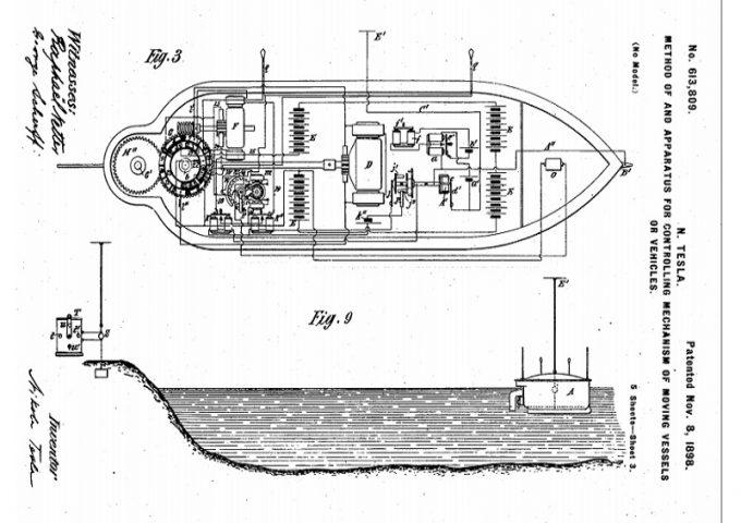 Неизвестный патент Николы Тесла и его 10 предсказаний 3