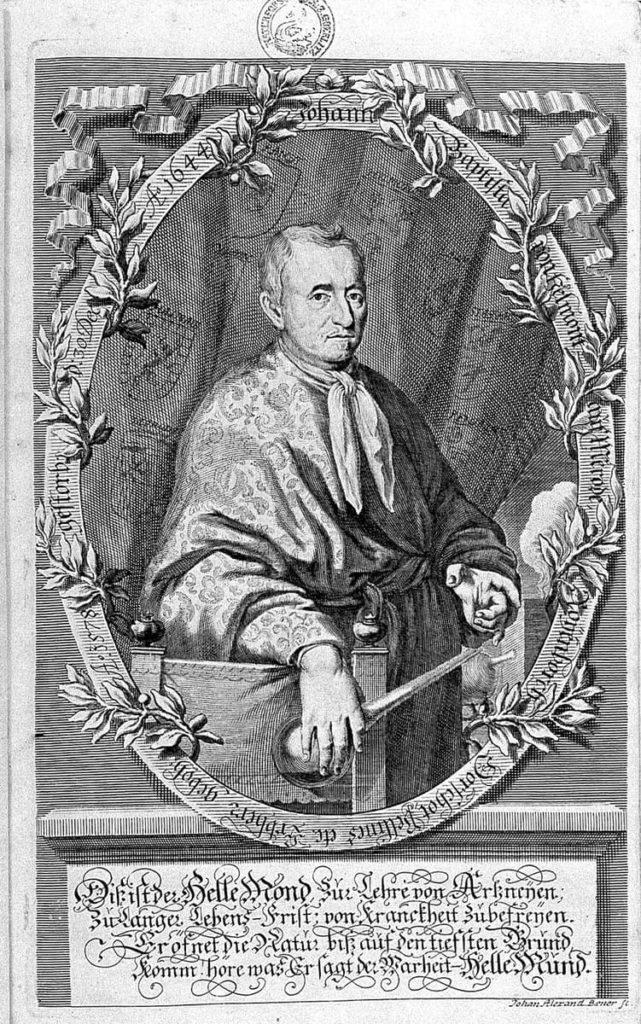 Ян Баптиста ван Гельмонт. Создатель учения о газах 2
