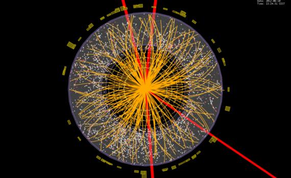 Открытие бозона Хиггса. Революционное научное достижение ушедшего десятилетия. 12