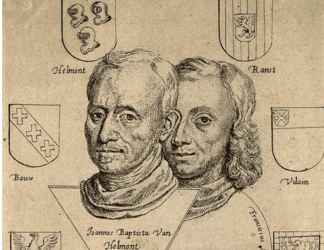 Ян Баптиста ван Гельмонт. Создатель учения о газах 1