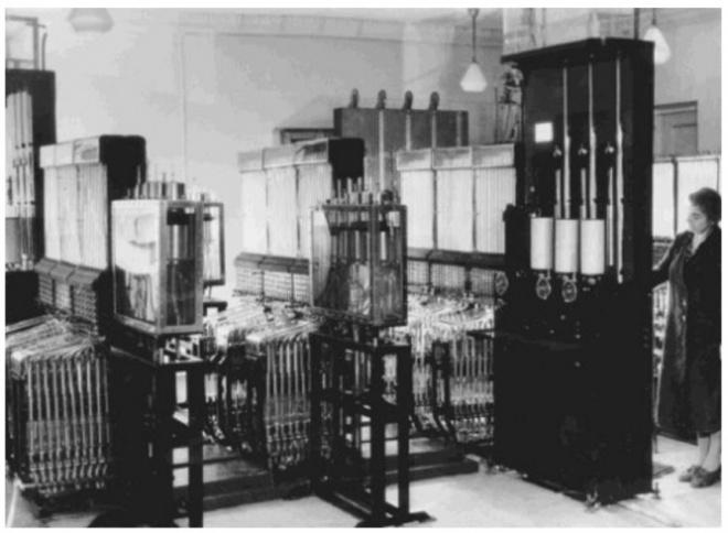 Водяной компьютер: гидроинтегратор Лукьянова 2
