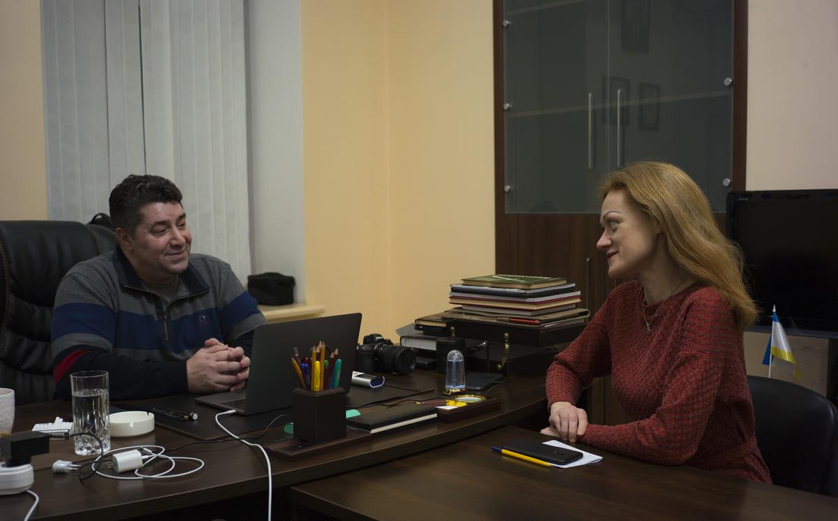 Научная экспедиция в Португалию: интервью с Мальцевым О.В. 1