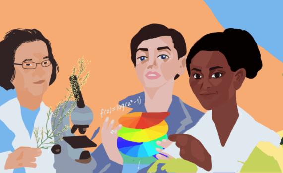 11 февраля - Международный День женщин и девушек в науке 3