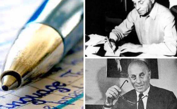 История пишущей ручки 1